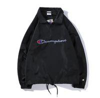 bombardıman ceketi yeezus toptan satış-Moda anorak ceket erkekler kadınlar hoody yeezus rüzgarlık veste streetwear kanye SP cham bombacı ceket