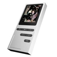 ingrosso nuova radio in metallo-Nuovo lettore musicale MP3 Altoparlante incorporato 8 GB Schermo da 1,8