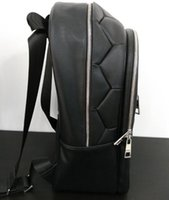 Wholesale men work bags - All manual work football patch fashion high quality Torres balr backpack