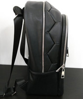 mochilas al por mayor-Todo el trabajo manual parche de fútbol de moda de alta calidad Torres Balk mochila