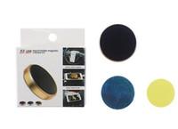 multi-car-halter großhandel-Mini Magnetic Autotelefonhalter Halterung Universal Chip Metall multifunktionale Magnet Saug Handy Navigation Halterung