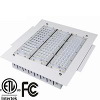 светодиодные фонари навеса оптовых-150W вело утопленный свет залива света 50W 100W 150W света Сени прожекторов 200W высокий установленный для AC 85-277V света бензоколонки