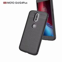 Wholesale tpu case cover for oneplus one online – custom Carbon Fiber Brush Hybrid Armor Case For Motorola MOTO G4 Play G4 Plus Oneplus T One Plus Soft TPU Rubber PC ShockProof Phone Cover