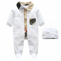 36c330160e5c2 vêtements enfants vêtements ensembles unisex printemps et automne manches  longues bébé Ha. Revers Vêtements d escalade pour nouveau-nés Pure Cotton  Baby Lin ...