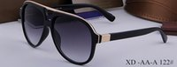 Wholesale red pearl g - Brand designer Hot Sale Pilot frame sunglasses for Women UV Protect sunglasses frame tom men sun glasses with Pearl with Original Box G-122