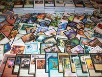 jogos de tabuleiro venda por atacado-126 Pcs TCG DIY jogo de tabuleiro de núcleo branco Personalizado 88X63 MM cartões mágicos