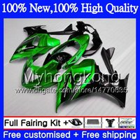 Wholesale Dark Blue Katana - Bodys Motorcycle For SUZUKI KATANA GSXF 650 650F GSX650F 08 09 10 11 12 13 32MY18 GSXF650 2008 2009 Green black 2010 2011 2012 2013 Fairing