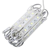 Wholesale billboard led smd resale online - Umlight1688 Super Bright Waterproof SMD LED Modules Cool White IP65 LED Lamps DC V For Billboard