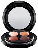 paleta de eyshadow al por mayor-Alta calidad Jade Jagge paleta de sombras de ojos 4 colores mate Shimmer 6style para elegir Eyshadow palette DHL envío gratis