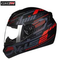 Wholesale ls2 helmet size l resale online - Motorcycle Helmet Original LS2 Rookie FF352 Motorbike Scooter Helm Moto Capacete Cascos Size M L XL XXL