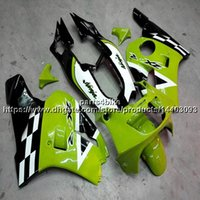 Wholesale king motorcycle for sale - Group buy 23colors Gifts black bodywork motorcycle Fairing For Kawasaki ZXR400 ZXR ZX R400 ABS Plastic Bodywork Set