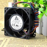 şiddetli fan toptan satış-Orijinal Delta PFR0812XHE 8038 için 8 cm 4.9A 1.3 milyon dönüş araba süperşarjlı süper-şiddetli fan