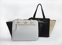 Wholesale Women Handbags Female Bags High Grade Leather PU Fashion Simple Elegant Delicate Bee Metal Large Capacity Piece Set Drop Shipping