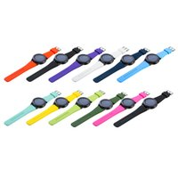 Wholesale banded gear - Universal 22mm For Samsung Gear S3 Frontier Silicone Bracelet Watch Strap Band Wristband Opp Package 20pcs lot