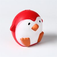 Wholesale education toys online - Decompression Toy Squishy Kawaii Early Education Penguin Vent Squishies Slow Rising Jumbo Squeeze Funny New Pattern wh X