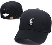 nouvelle arrivée polo achat en gros de-Nouvelle arrivée pas cher loisirs de plein air bande dessinée ours le nouveau polo noir casquette de baseball de hockey rétro mode os Snapback casquette gorra papa chapeau