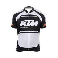 chemises de vélo porte achat en gros de-2018 maillot de cyclisme Pro Team KTM Summer Racing Bike Wear Shirt hommes à séchage rapide respirant VTT Vélo Tops Cycling Clothing
