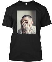 ingrosso marchio postale-Maglietta Mac Miller IG Post Mens 2018 Fashion Brand 100% cotone