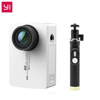 "ingrosso fotocamera yi-all'ingrosso YI Sport Action Camera YI 4K Action Camera 4K / 30 2.19"" schermo Retina Remote Control HD IMX377 12MP 155 Degree EIS LDC"
