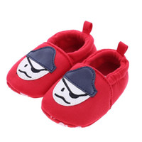 Wholesale wholesale shoe soles for babies online - Baby Shoes Infant Toddler Crib Shoes Soft Sole Emoji Kid Girls Boy Cotton First Walkers children footwear for newborns