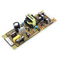 tablero de la fuente de alimentación 12v al por mayor-UXCELL Repuesto Universal Dvd Players Power Supply Board 5V / 1.1A 12V / 100Ma