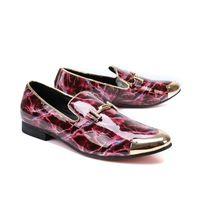 низкая торговая обувь оптовых-Набор ног повседневная обувь парикмахера личность внешней торговли мода низкая обувь Мода корейский красный ленивый мужская обувь