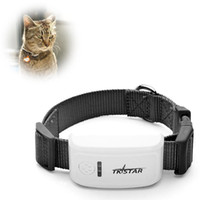 Wholesale dog tracking collars for sale - Group buy TK909 Waterproof GPS Tracker Dogs Pet Collar Anywhere Monitor Anti theft alert vehicle tracking locator rastreador veicular