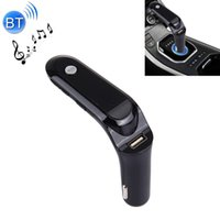 Wholesale Usb Radio Transmitter Car - S7 Wireless Bluetooth Car MP3 Player FM Transmitter+5V  2.5A USB Car Charger Car Kit Bluetooth Adapter DDA379