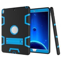 Wholesale 9.6 inch tablets resale online - Fashion Kids Adult Tablet Case With Stand Shockproof Protective Cover For Apple iPad Pro Inch QJY99