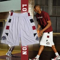 Wholesale Nations Red - LOWER MERION Sweatpants Kobe Bryant High School Basketball Shorts Sports Basketball Training ACES NATION, Free Shipping.