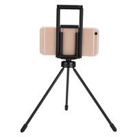 kamerahalterclip großhandel-Freeshipping Universal 2 in 1 Kamera Ständer Clip Halterung Tri Halter Telefon Tablet Halter Halterung