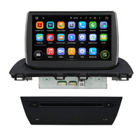 """Wholesale 2g Mp4 Player - HOT 2G+16G RAM Quad Core 9"""" Android 7.1 System Car DVD Multimeida For Mazda 3 Axela 2014+ Radio Receiver GPS WIFI 4G OBD DVR Mirror Screen"""