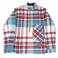 Wholesale women s cloths - 17SS Raf Simons Shirt GD WE11DONE Show Cloth Men Women Fashion Oversized Long Sleeve Turn-down Collar Shirt S-L size Free Shipping