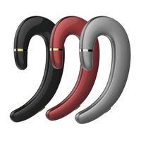 Wholesale lg ear speaker for sale - Group buy Bluetooth Wireless earphone earbuds Painless Hang on Ear headphone earpiece one ear speaker hook not in Ear no earplug