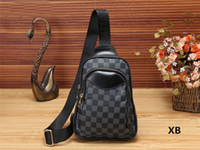 Wholesale cross body bags online - designer mens womens crossbody bags shouler waist bag luxury brand name famous fashion chest bag good quality pu leather