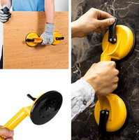 Wholesale Glass Lifter - Professional Glass Puller Lifter Gripper Heavy Duty Aluminum Suction Cup Plate Premium Quality