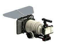 Wholesale a6500 camera resale online - A6500 PACK CAME TV Rig For Sony A6300 A6500 Camera With Handle Cage Baseplate