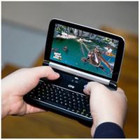 mini pc sdd toptan satış-Yeni GPD Win 2 WIN2 Intel Çekirdek m3-7Y30 Dört çekirdekli 6