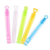 bebeğin şişesi toptan satış-6/12 Adet Boş Kabarcık Sabun Şişeleri Düğün Doğum Günü Partisi çocuk Oyuncak Bebek Duş Bubbles Maker Çocuklar Açık Eğlenceli Kabarcık Oyuncak