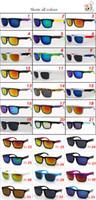 men ken block sunglasses toptan satış-33 Renkler Marka Tasarımcısı Spied Ken Blok Helm Güneş Erkekler Kadınlar Unisex Açık Spor Sunglass Tam Çerçeve Gözlük