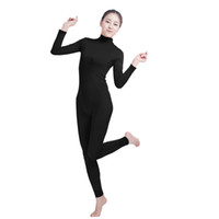 baa6bb4832 Wholesale nylon spandex bodysuit for sale - Ensnovo Unisex Cosplay Nylon  Spandex Jumpsuits and Rompers Lycra