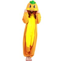 adult animal cartoon carrot pajamas cartoon cosplay onesies costumes jumpsuits carrot christmas gift for women men cute