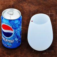 içki bardağı satışı toptan satış-Silikon Şarap Gözlük Açık Seyahat Kamp Için Yumuşak Bira Bardağı Kupa Katı Renk Büyük Kapasiteli Sıcak Satış 4fr ii
