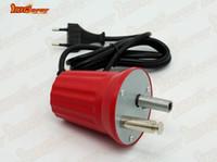 parrillas de barbacoa de calidad al por mayor-motor eléctrico de alta calidad 220V-240v, motor del Bbq, motor de la parrilla del Bbq rojo
