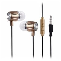 Wholesale 2.5mm 3.5mm headphone for sale - Group buy Cheap Price High Quality SF A36 Headphone Earphones Headsets mm In ear Headphones Crack Color Earphone With Retail Box For Cellphones