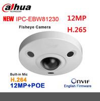 dahua hd al por mayor-Dahua IPC-EBW81230 12MP Ultra HD -proof cámara de infrarrojos Red Ojo IP67 sustituir IPC-EBW81200 12 megapíxeles