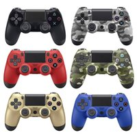 Wholesale usb controller gamepad - Wired Gamepad for PS4 Game Controller New Controller Joystick Gamepads with 2m Cable for PlayStation 4 for PS4 without Packaging