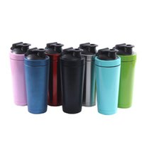 Wholesale customized stainless steel water bottles - Stainless Steel Cups Water Bottles Thermos 740ml Travel Flask Sport Water Bottle Mug Customized Cup Kettle Thermos Coffee Cup