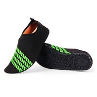 sapatos foldable mulheres venda por atacado-Dobrável deslizamento das mulheres dos homens de surf aqua beach meias de água shoes esporte yoga swim mergulho antiderrapante inferior da água do esporte sapatos m-3xl