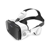 dhl sanal gerçeklik gözlükleri toptan satış-Orijinal BOBOVR Z4 Sanal Gerçeklik 3D VR gözlük Akıllı Telefonlar Için FOV120 Kulaklık 3D VR Gözlük Oyunu VR